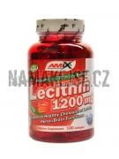 Amix Lecithin 1200 mg 100 softgels