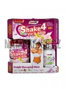 Amix Shake 4 Fit & Slim 1000 g + Carniline 480 ml