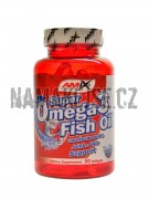 Amix Super Omega 3 fish oil 1000 mg 90 kapslí