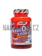 Amix Krill oil 1000 mg 60 softgels