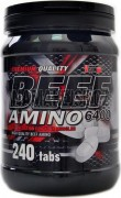 VISION-nutrition BEEF amino 6400 240 tablet