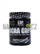 LSP nutrition BCAA 2:1:1 volucaps 951 mg 300 kapslí