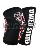 Power System Bandáže na kolena Crossfit knee sleeves 6030