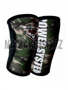 Power System Bandáže na kolena Knee sleeves Camo 6032