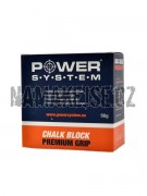 Power System Magnéziová kostka chalk block 56 g 4083