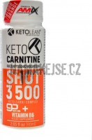 Amix Keto goBHB + Carnitine Shot 3500 60ml -