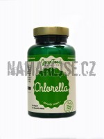 GreenFood-nutrition Chlorella 90 vegan kapslí -