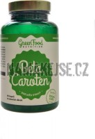 GreenFood nutrition Beta Caroten 90 kapslí -