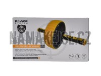 Power System Posilovací kolečko Multi core AB wheel 4034 -