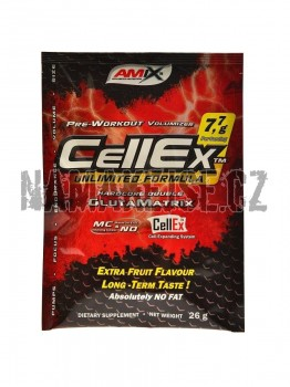 Amix Cellex 26 g pre-workout formula -