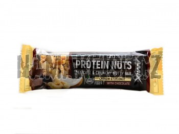 Amix Protein nuts 40g delicate crunchy nutty bar -