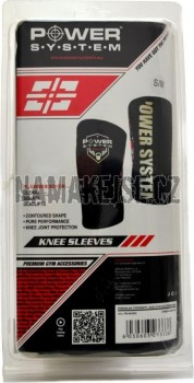 Power System Bandáže knee sleeves PS-6030 -