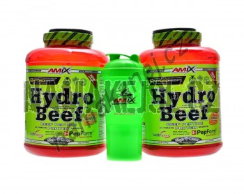 Amix Hydrobeef peptide protein 40g -