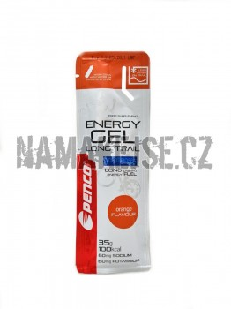 Penco Energy gel long trail 35 g pomeranč -