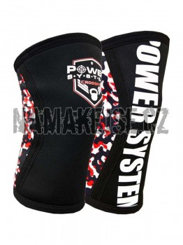 Power System Bandáže na kolena Crossfit knee sleeves 6030 -