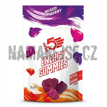 High5 Energy Gummies 26g Ovoce -