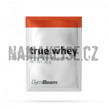 GymBeam Vzorek True Whey 30 g -