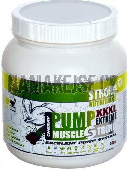 StrongNutritions NO instant pump 500 g - 0,5 kg